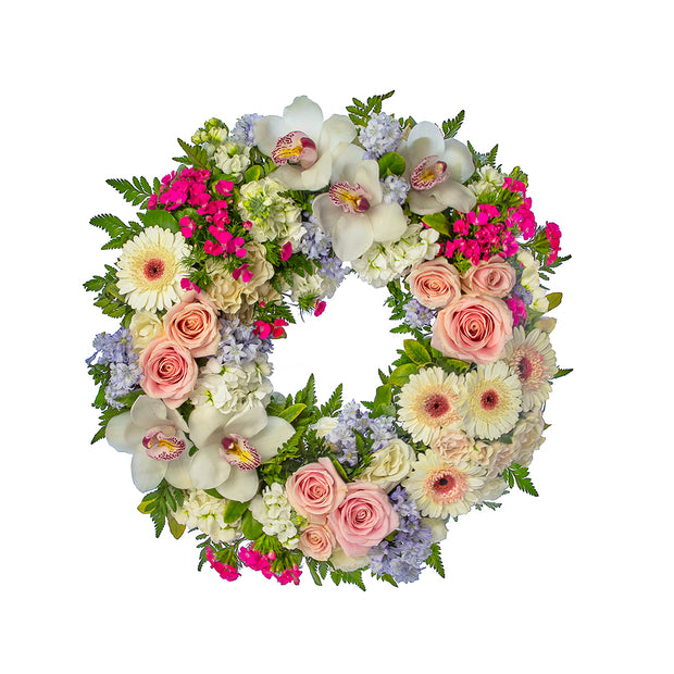 Circle of Life Arrangement from Mayflower Studio Florist in Marlborough, NZ