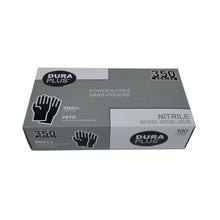 Load image into Gallery viewer, Dura Plus 350 Disposable Small Nitrile Gloves