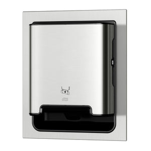 Tork 461023 Matic® Hand Towel Dispenser - In-wall Recessed (Special Order Item)