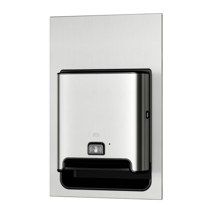 Tork 461122 Matic® Hand Towel Dispenser Recessed - with Intuition™ Sensor (Special Order Item)