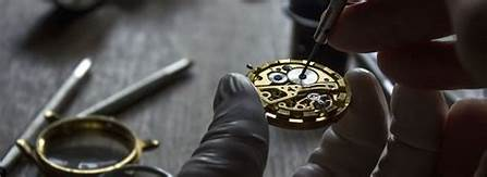 image of repairing a watch