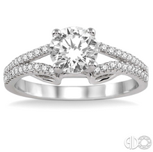 Load image into Gallery viewer, 14KW Engagement Ring