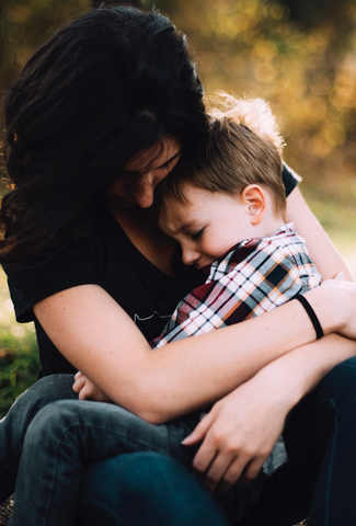 how to help a grieving child