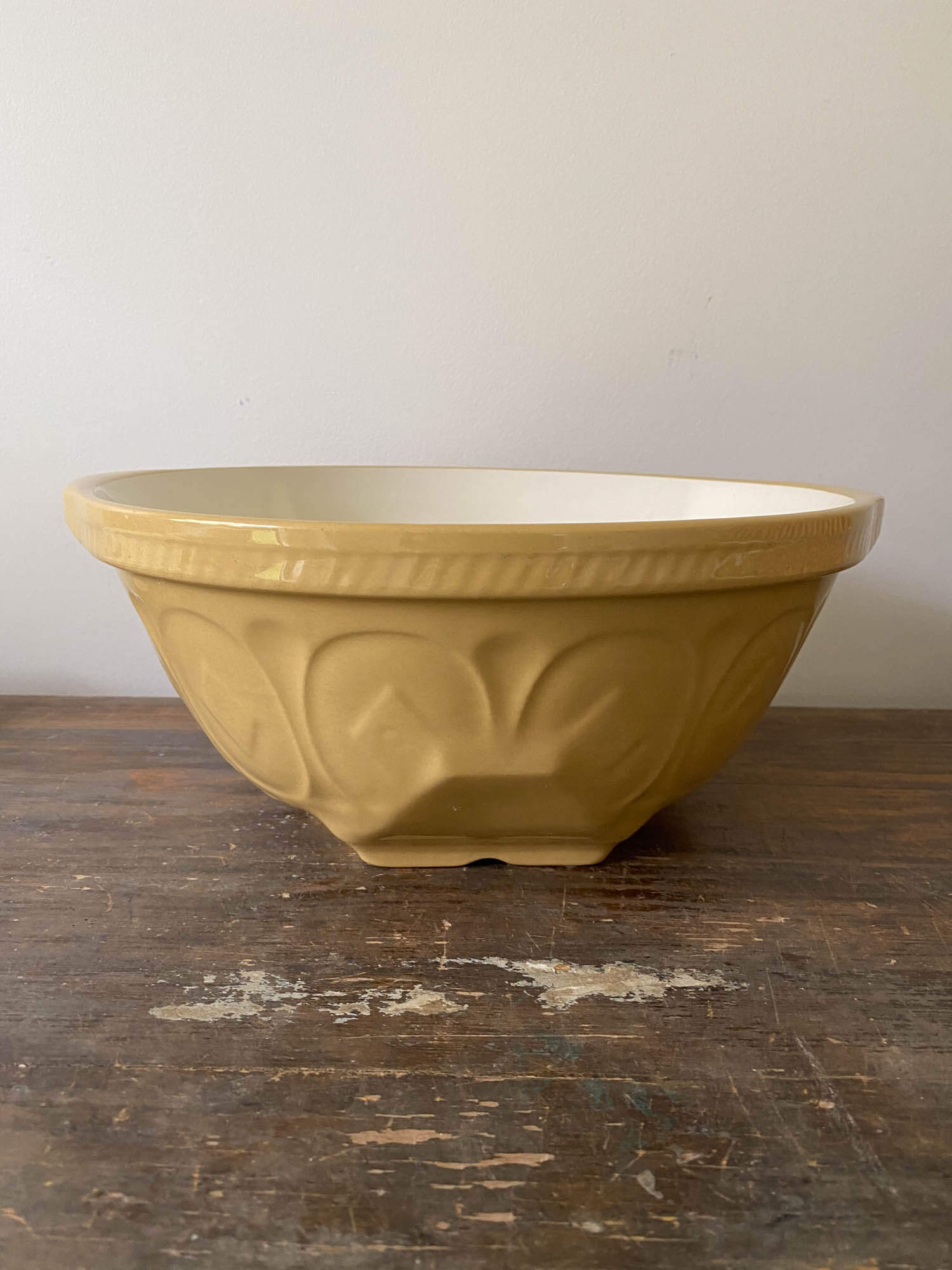 Vintage T G Green Mixing Bowl