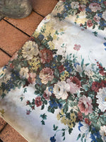 Load image into Gallery viewer, Vintage floral outdoor fabric BRELLA Brand
