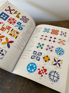 550 Quilt Block Designs Book by Maggie Malone