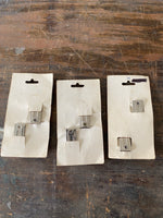 Load image into Gallery viewer, Set of 3 Vintage Brace Clips