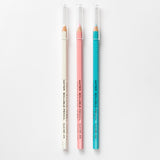 Clover water-soluble pencils – pack of 3