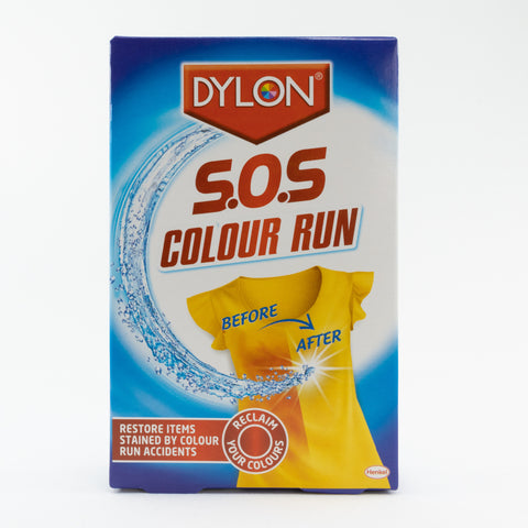 Dylon S.O.S. Colour Run laundry aid