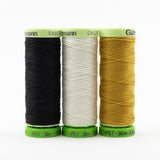 Gutermann rPET top stitch – recycled polyester sewing thread 30m