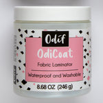 OdiCoat laminating glue gel for fabric - waterproof and washable