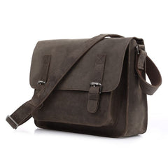 Doc Crazy Horse Satchel|Satchel Crazy Horse Doc