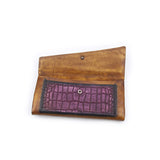 Lotus Large Wallet|Waled Lotus
