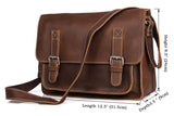 Math Crazy Horse Satchel|Satchel Crazy Horse Math - Lledar