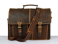 New Antique Messenger Bag|Bag Negesydd 'Antique' Newydd
