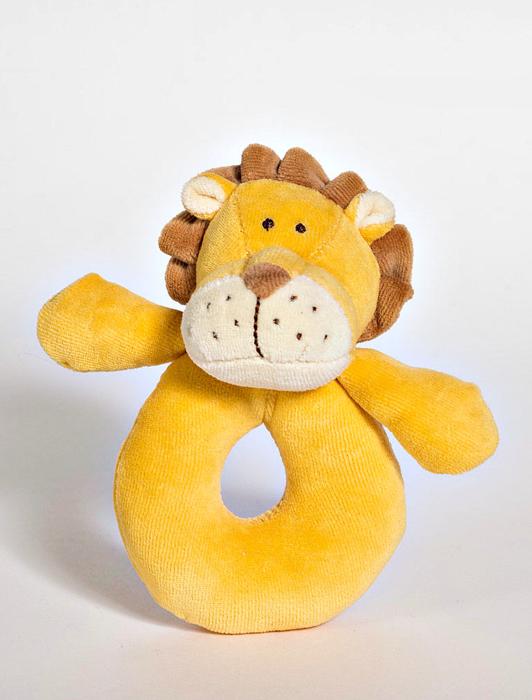 MiYim Ring Rattle Lion