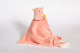 MiYim Knitted Lovie Blanket Hippo