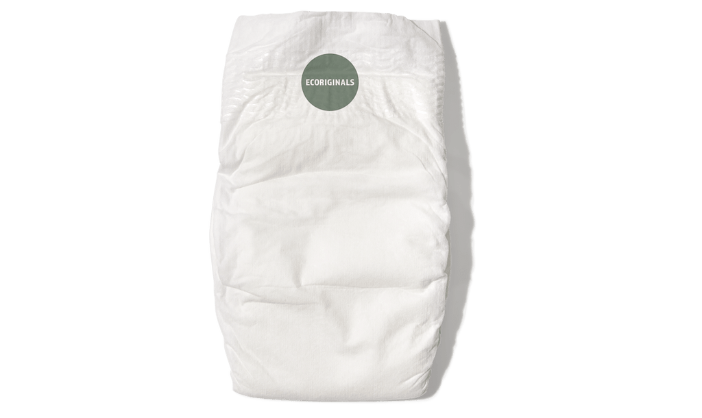 Ecoriginals Eco-Friendly Nappy Pants Toddler 10-14kg (20 Pack) - Strive Organic