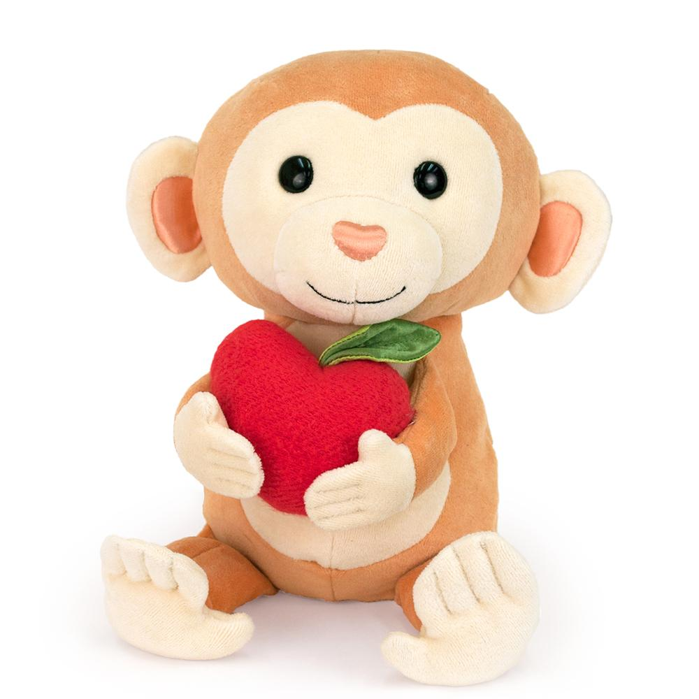 Apple Park Monkey Picnic Pal - Strive Organic
