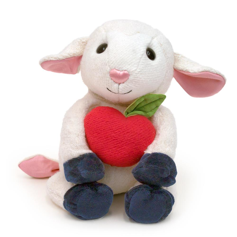 Apple Park Lamby Picnic Pal - Strive Organic