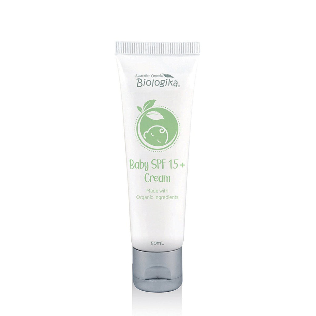 Biologika Baby SPF 15 Cream 50ml - Strive Organic