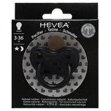 Hevea Coloured Natural Rubber Orthodontic Pacifier (Outer Space) 3-36 months - Strive Organic