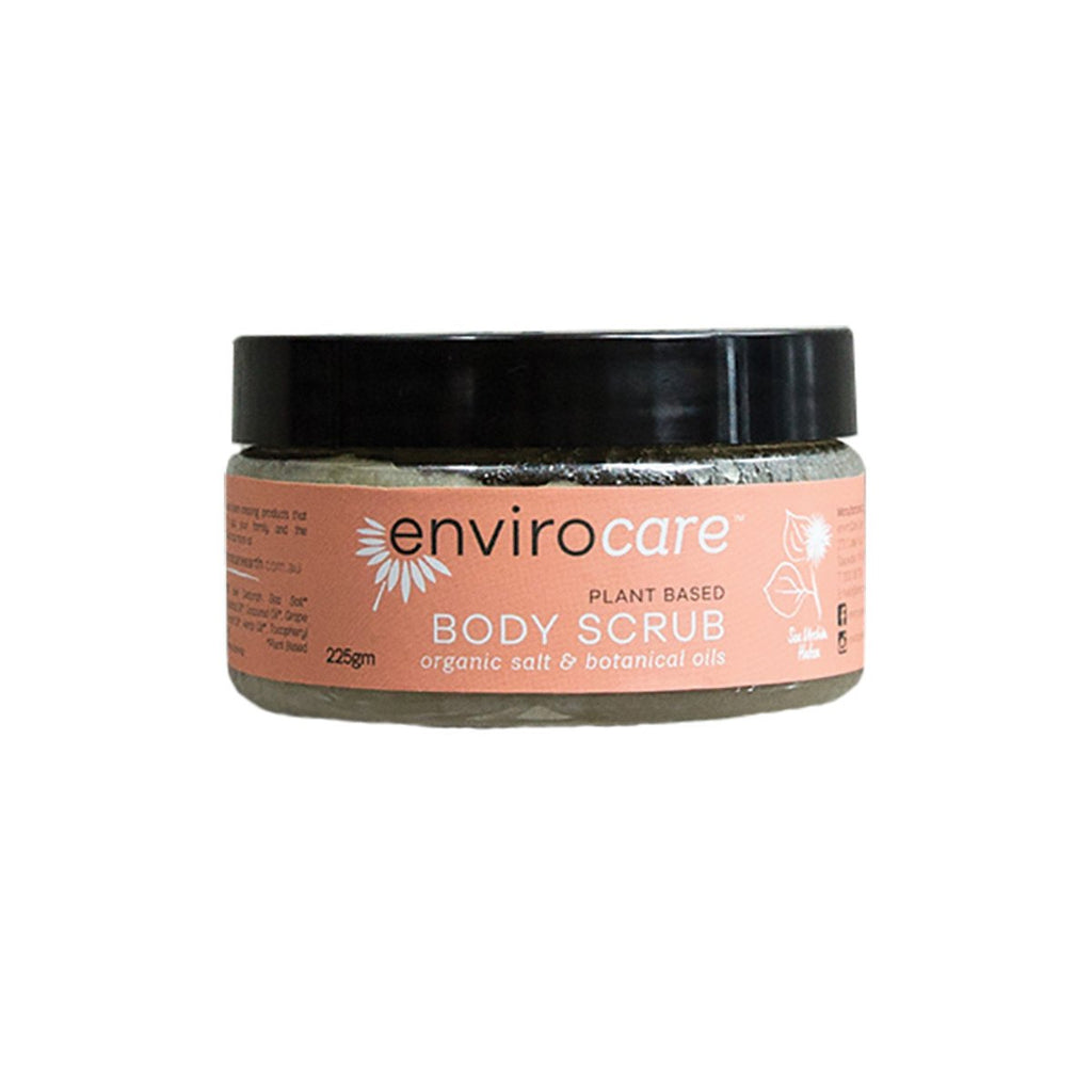 EnviroCare Plant-Based Body Scrub 225g - Strive Organic