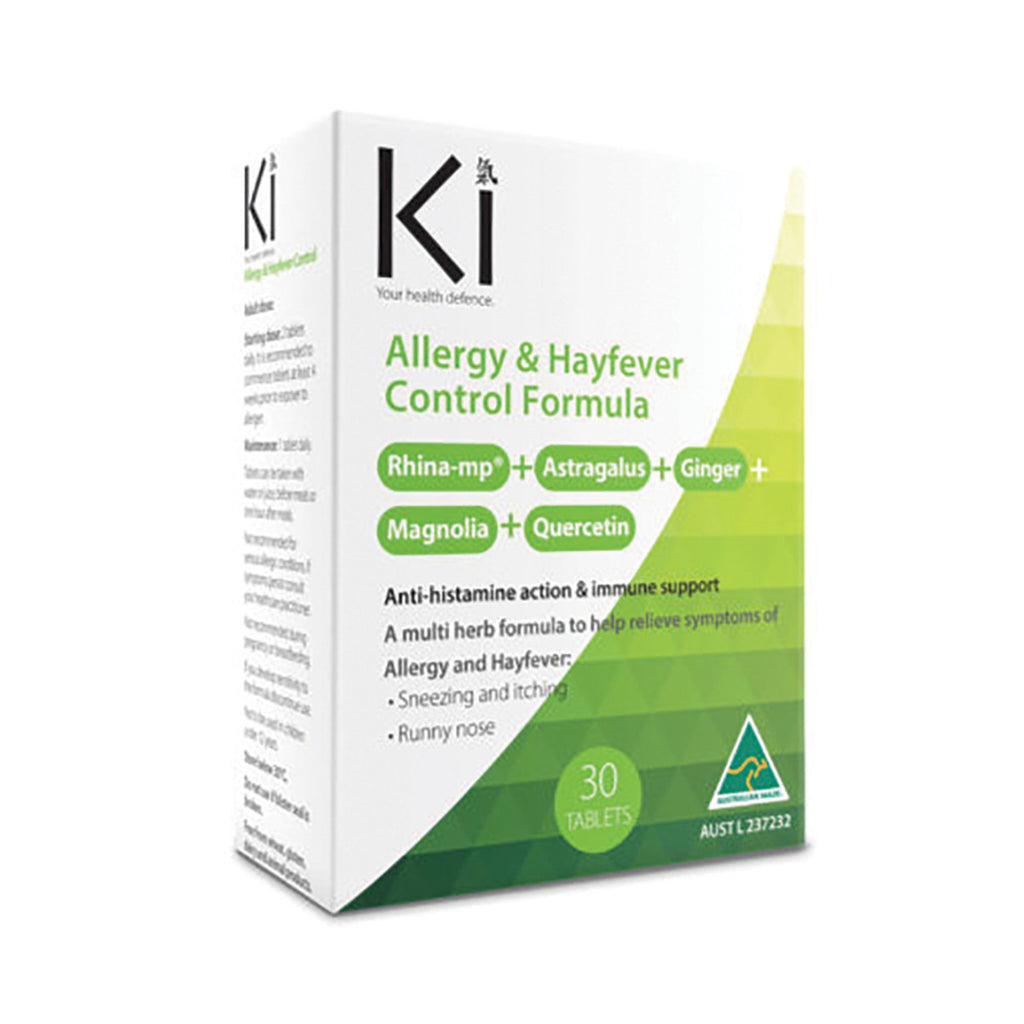Martin and Pleasance Ki Allergy & Hayfever Control Formula 30t