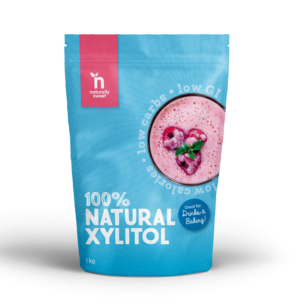Naturally Sweet 100% Natural Xylitol 1kg