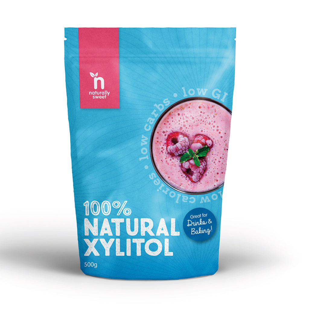 Naturally Sweet 100% Natural Xylitol 500g