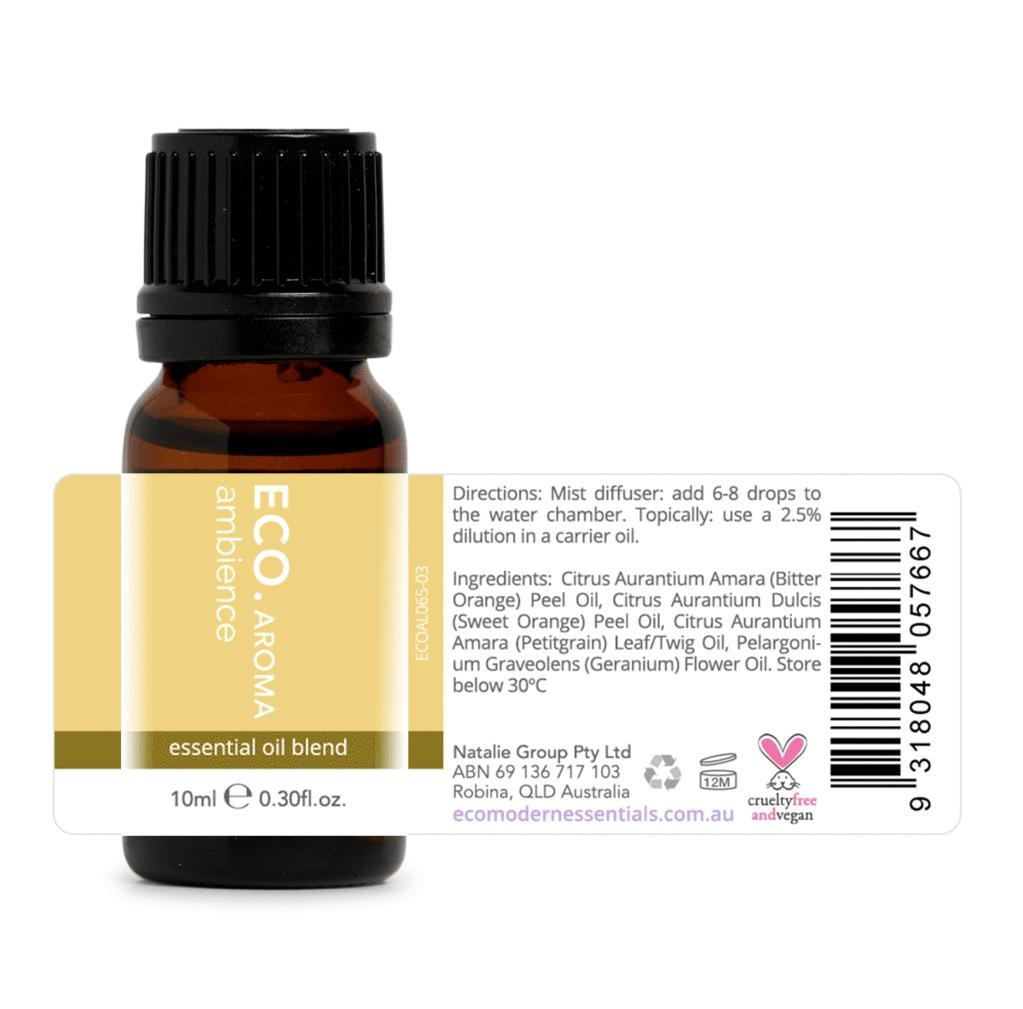 Eco Ambience Essential Oil Blend 10ml - Strive Organic