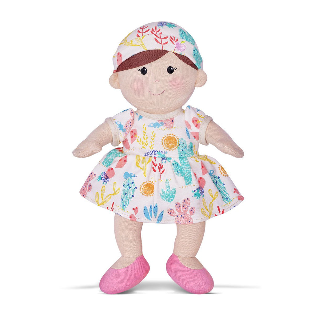 Apple Park Emmy Toddler Doll - Strive Organic