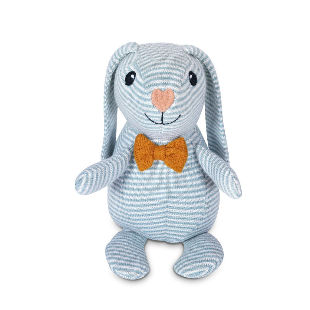Apple Park Dapper Knit Bunny - Strive Organic