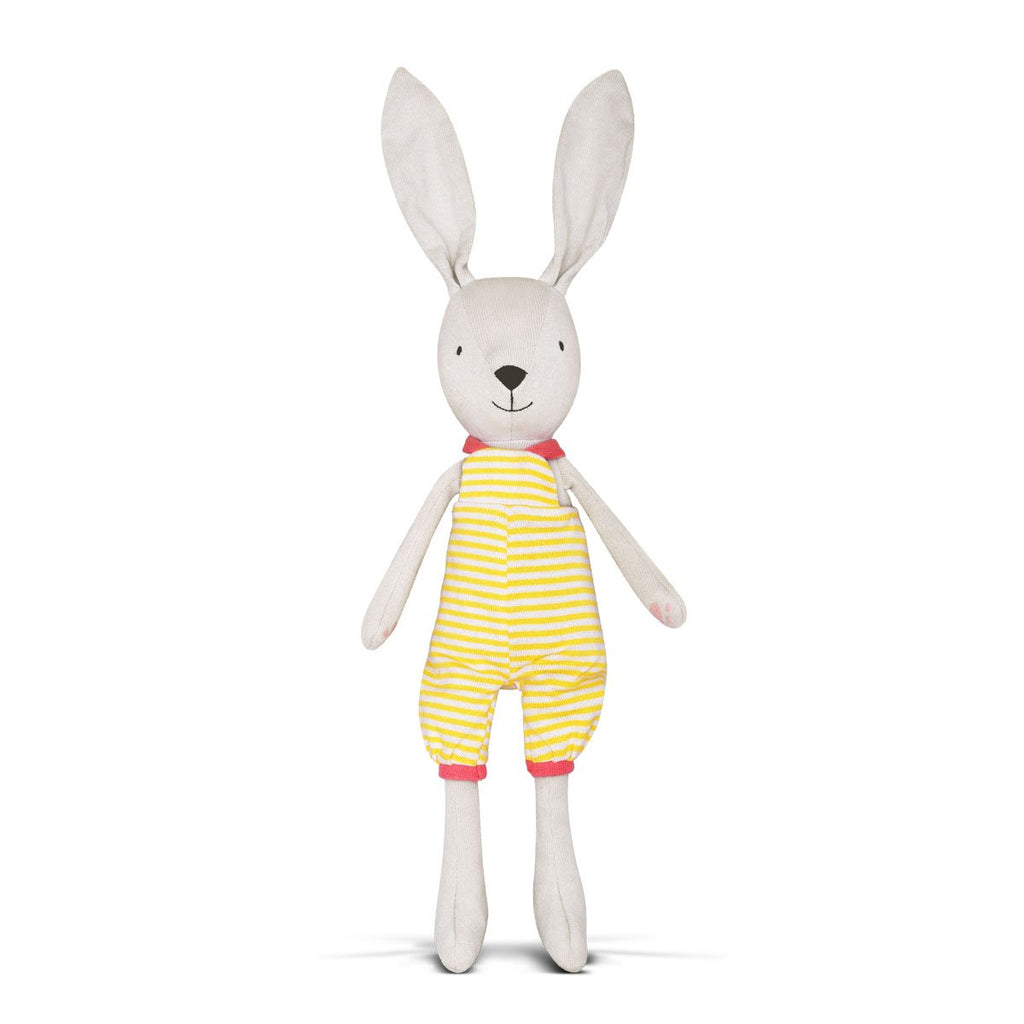 Apple Park Benny Organic Knit Bunny - Strive Organic