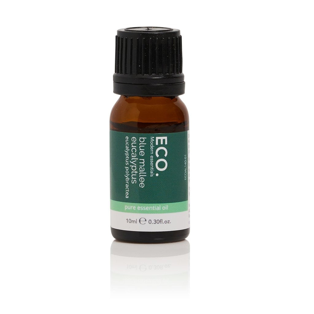 Eco Australian Eucalyptus (Blue Mallee) Pure Essential Oil 10ml - Strive Organic