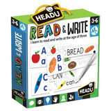 HEADU Read and Write - Strive Organic