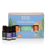 Eco Slumber Collection Essential Oil Blends 10ml (5 Pack with Petite Diffuser) - Strive Organic
