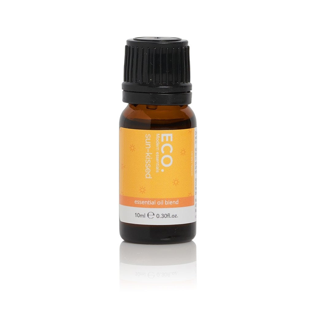 Eco Sun-Kissed Essential Oil Blend 10ml - Strive Organic