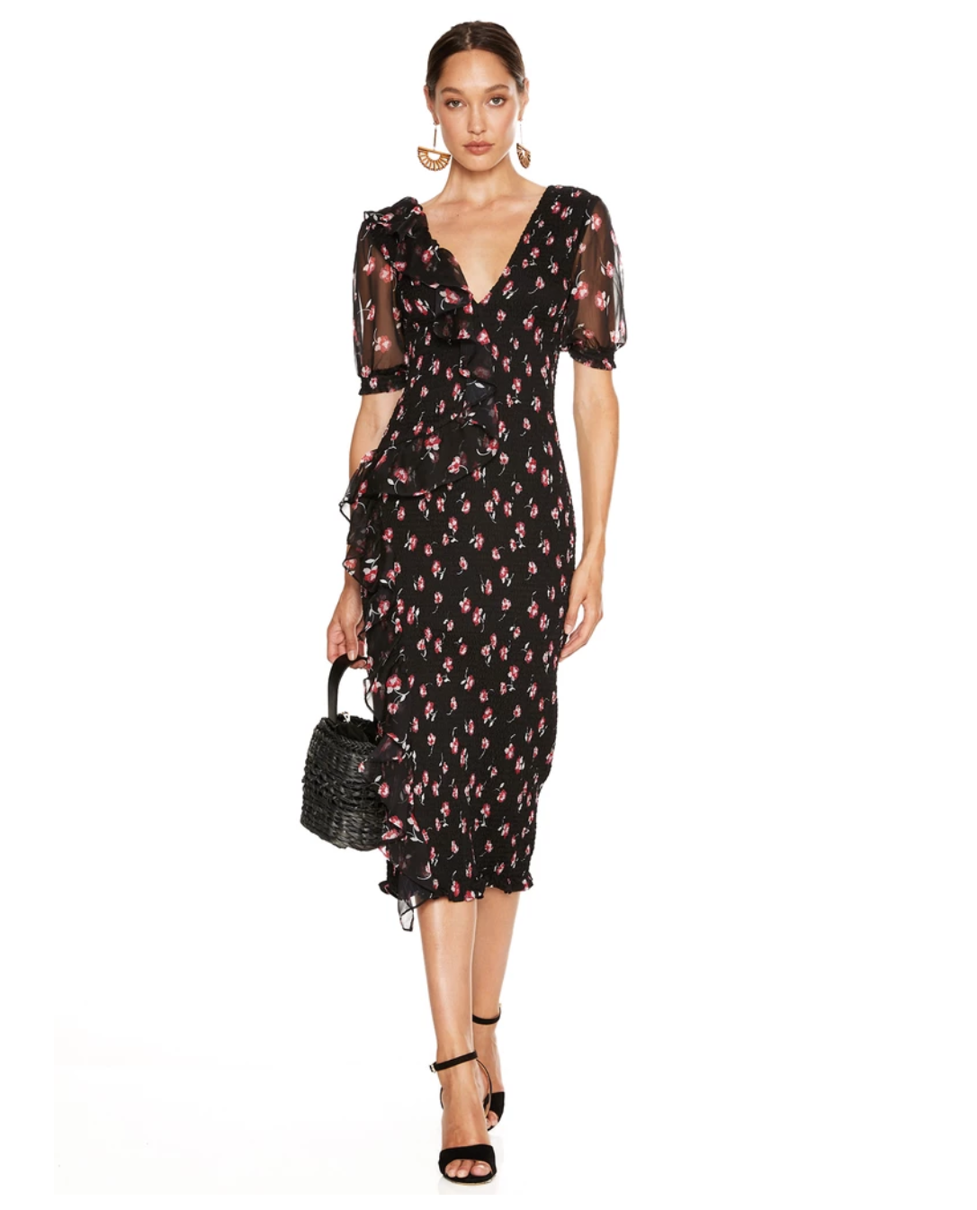 Talulah Incognito Midi Dress