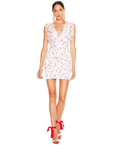 Talulah Incognito Mini White Dress