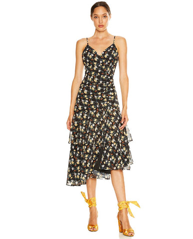 Talulah Tahiti Nights Midi Dress