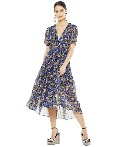Talulah Gravitate Midi Dress