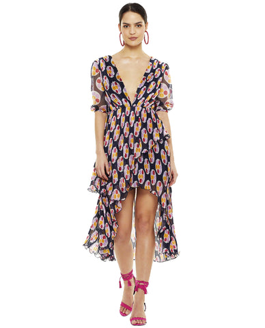 Talulah Bisous Midi Dress