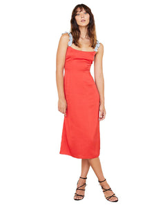 The East Order Tammy Midi Dress