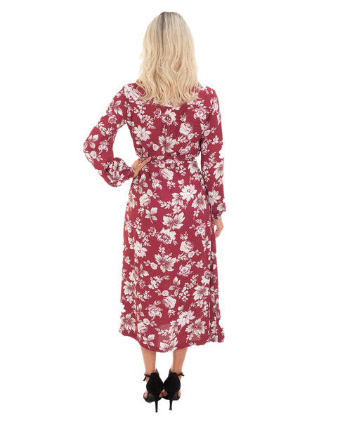 French Connection Aletta Crepe LS Shirt Dress