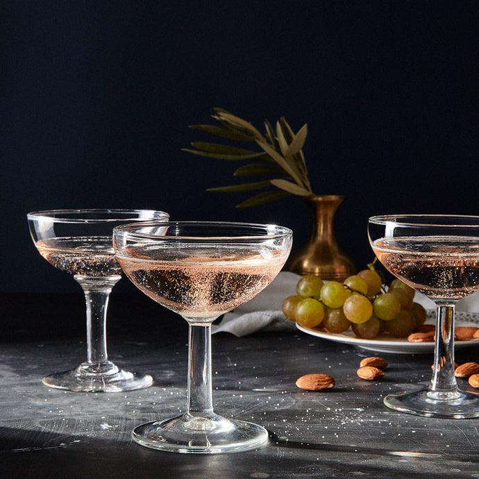 14 Beautiful Glasses You Need for Your Home Bar
