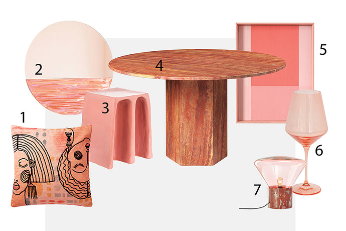 12 Coral Accents To Brighten Any Space in Your Home