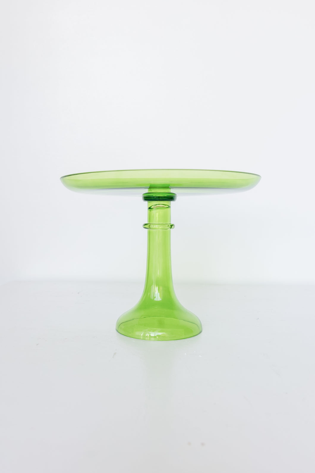 Estelle Cake Stand {Forest Green}