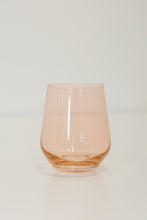Load image into Gallery viewer, Estelle Colored Wine Stemless - Set of 6 {Custom Set}