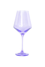 Load image into Gallery viewer, Estelle Colored Wine Stemware - Set of 6 {Lavender}
